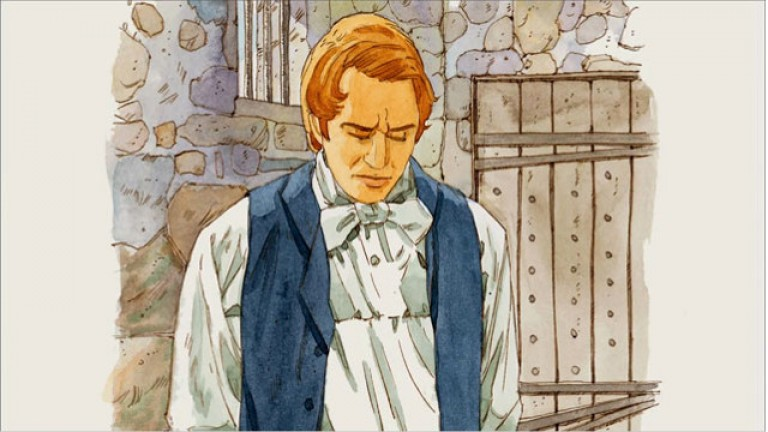 66852713001 2205295291001 2010 06 47 Chapter 46 Joseph Smith In Liberty Jail November 1838 April 1839 768x432 StillpubId679315204001videoId1547368637001